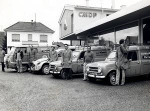 Electro du Rhin : les grands moments